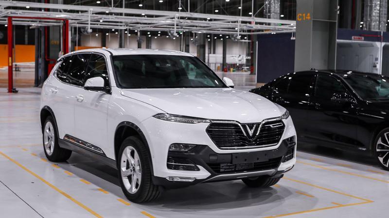 VinFast đang tiên phong trong việc xây dựng những chiếc xe thương hiệu Việt chất lượng đẳng cấp quốc tế.