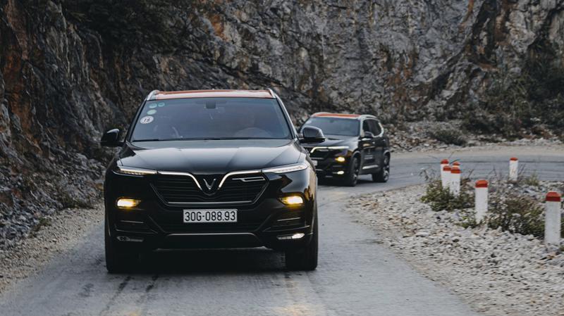 Định vị ở phân khúc E, sedan của VinFast ghi điểm bởi thiết kế đầy cá tính, phù hợp với nhiều tập khách hàng khác nhau.