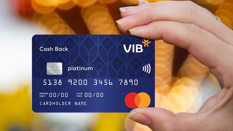 Tại VIB mỗi chủ thẻ đều là chủ thẻ VIP, đặc biệt là các khách hàng thường xuyên giao dịch.
