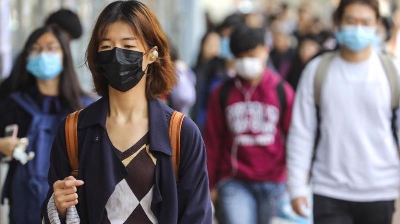 Bệnh viêm phổi lạ do chủng vi rút mới tiếp tục có diễn biến phức tạp. Ảnh minh họa.