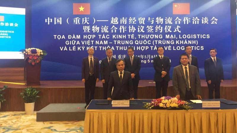 Năm 2017, Việt Nam nhập khẩu 58 tỷ USD từ Trung Quốc và xuất khẩu 35 tỷ USD sang thị trường này.