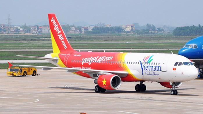 Cục hàng không cho biết không có cháy trong sự cố máy bay Vietjet