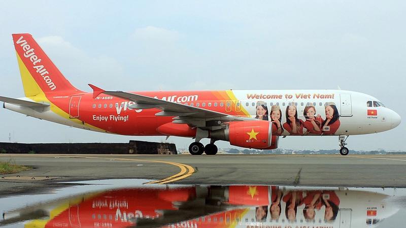 Năm 2018, Vietjet thực hiện 194.968 giờ bay, tăng 34%. Tổng số chuyến bay đạt 120.768 chuyến, tăng 32%. Sản lượng hành khách đạt hơn 19,2 triệu hành khách.