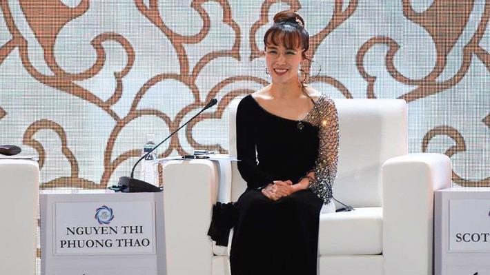Nữ CEO Vietjet Air