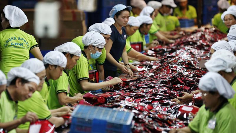 Dòng vốn rút ra khởi Trung Quốc sẽ hướng đến các nước Đông Nam Á và Việt Nam là một sự lựa chọn