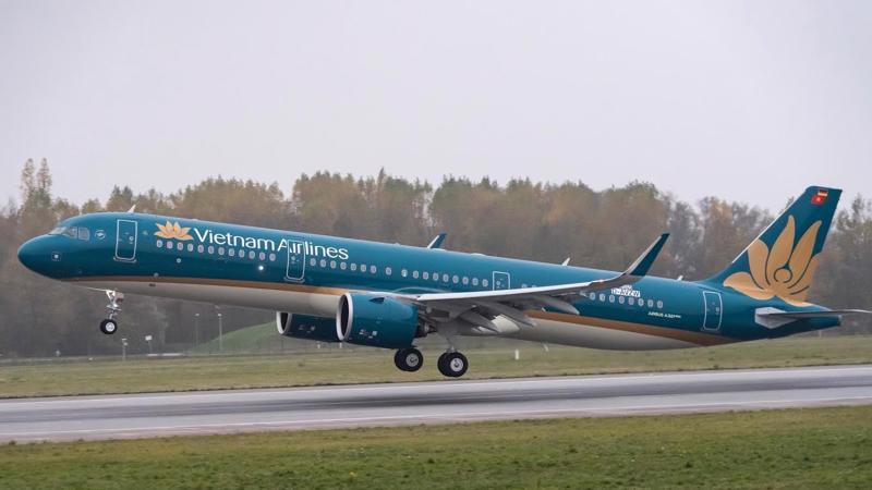 Dịch vụ Internet trên không đã được Vietnam Airlines triển khai từ 10/10/2019.