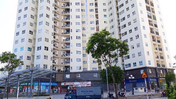 Cư dân chung cư CT1 khu nhà ở Trung Văn chưa biết khi nào lấy được quỹ bảo trì.