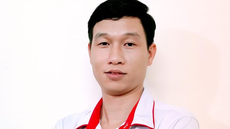 Chuyên gia Trần Văn Khang - Trưởng nhóm Phân tích mã độc của VinCSS, Tập đoàn Vingroup.