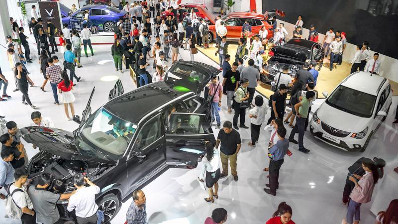 VinFast chính là một điểm sáng của ngành công nghiệp ô tô Việt Nam trong năm 2020 đầy khó khăn.