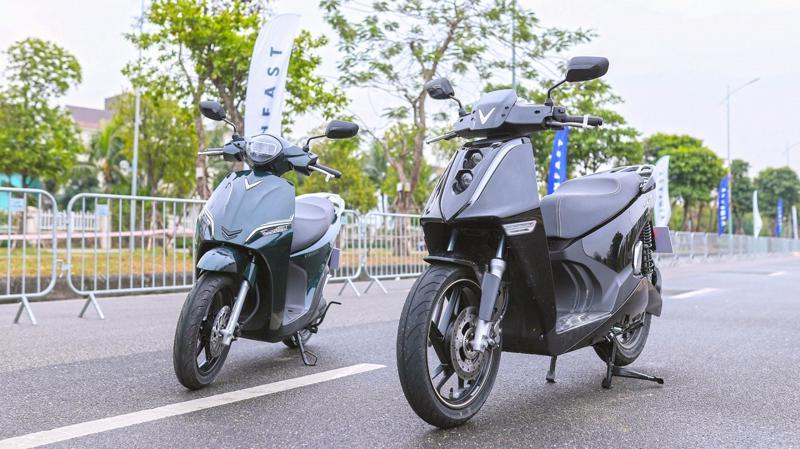 Giá xe máy điện VinFast Theon và Felix sẽ được công bố vào ngày 20/1/2021.