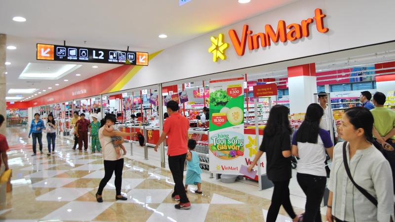 VinGroup và Masan Group đã bắt tay nhau để thành lập Tập đoàn hàng Tiêu dùng - Bán lẻ hàng đầu trong nước.