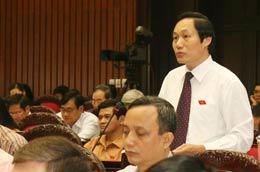 Đại biểu Quốc hội còn nhiều quan ngại khi thảo luận về dự án Thủy điện Lai Châu.