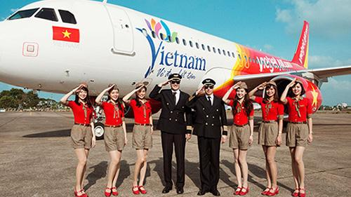Trong quý 3, Vietjet đã khai thác được 15 nghìn chuyến bay an toàn, phục vụ hơn 3 triệu lượt khách tại thị trường nội địa.