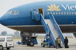 73.499 chuyến bay an toàn đã được Vietnam Airlines thực hiện trong năm 2009.