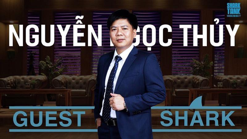 Chủ tịch Tập đoàn Egroup - Nguyễn Ngọc Thủy hay còn gọi là Shark Thủy.