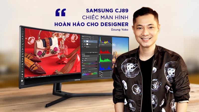 Từ ngày 1/6/2018 đến 15/7/2018, khi mua màn hình Samsung CJ89, khách hàng sẽ nhận được bộ quà tặng World Cup đặc biệt.