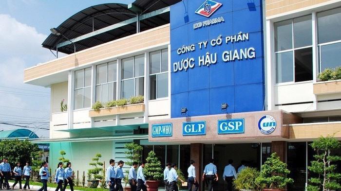 Cổ phiếu DHG của Dược Hậu Giang đang có giá 100.000 đồng/cổ phiếu.
