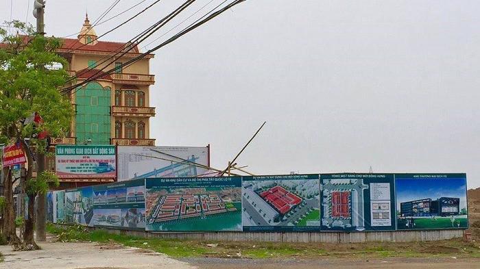 Dự án khu đô thị Tây Quốc lộ 10