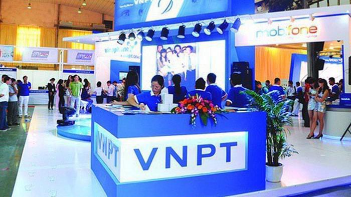 Tập đoàn Bưu chính Viễn thông Việt Nam (VNPT).