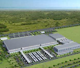 Nhà máy sản xuất chipset của Intel đặt tại Việt Nam, một trong những dự án FDI lớn nhất về lĩnh vực công nghệ cao.