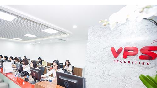 Quý 4/2020, VPS có thị phần môi giới cổ phiếu niêm yết lớn nhất với 12,05%.