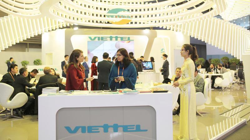 Trong các doanh nghiệp quan tâm nhiều hơn tới khoa học công nghệ có Viettel
