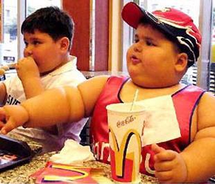 Theo thống kê, trên thế giới có ít nhất 22 triệu trẻ em dưới 5 tuổi bị quá cân hoặc béo phì.