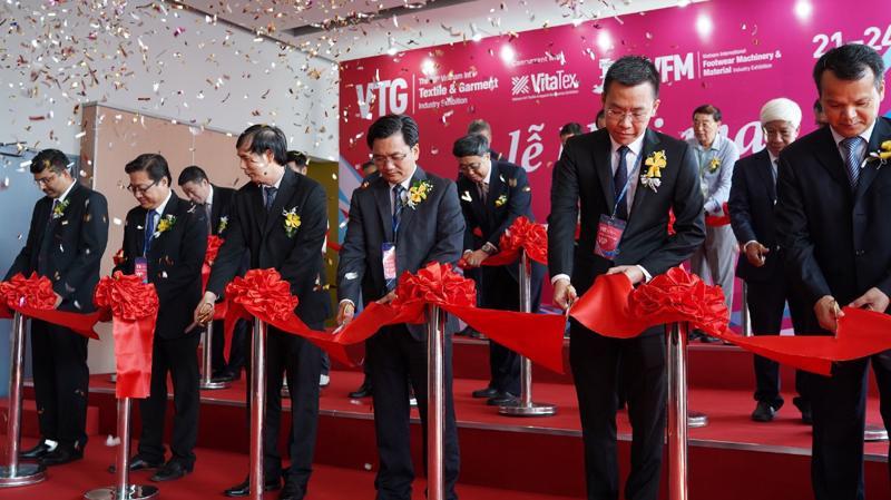 Triển lãm Quốc tế ngành công nghiệp Dệt may Việt Nam (VTG 2019), Triển lãm máy móc, thiết bị và nguyên phụ liệu Dệt May (VitaTex) sẽ diễn ra tại Trung tâm Hội chợ và Triển lãm Sài Gòn.
