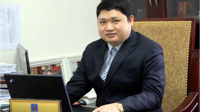 Ông Vũ Đình Duy thời điểm còn làm Tổng Giám đốc Công ty cổ phần Hóa dầu và Xơ sợi dầu khí (PVTex).