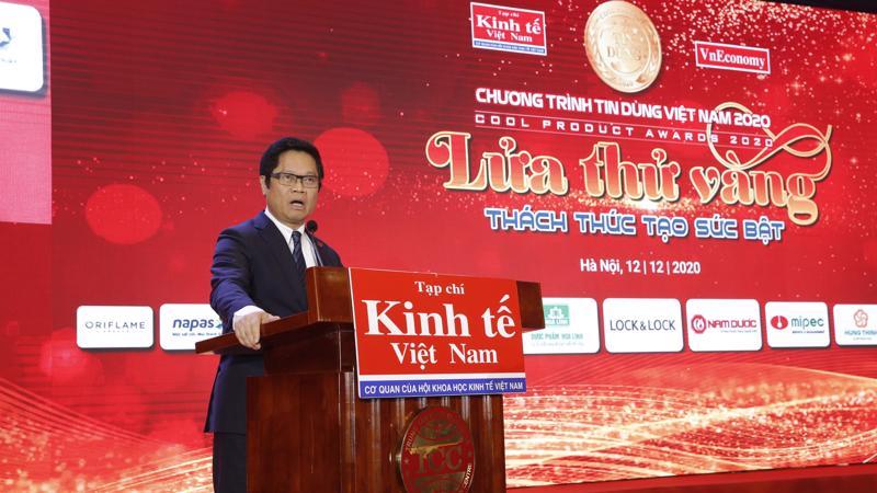Ông Vũ Tiến Lộc, Chủ tịch VCCI.