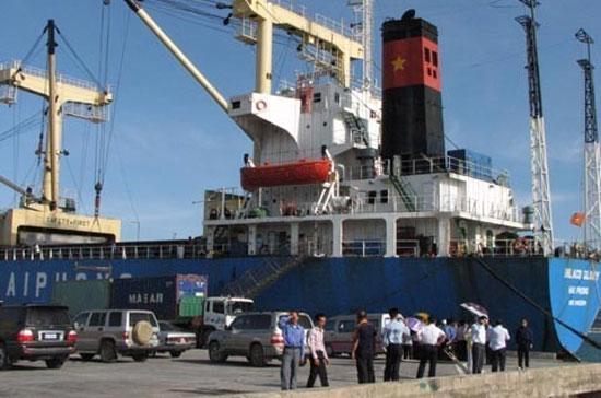 Vũng Áng (Hà Tĩnh) là nơi thu hút dự án FDI có số vốn lớn.