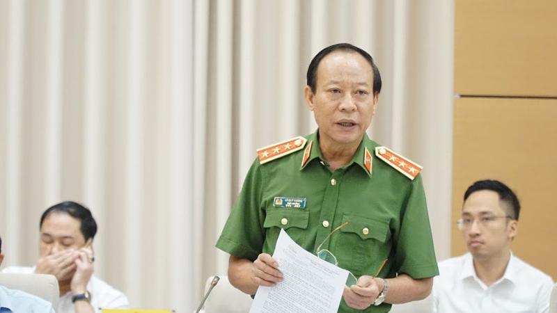 Thứ trưởng Bộ Công an Lê Quý Vương hồi âm băn khoăn của đại biểu Quốc hội về Vũ Nhôm