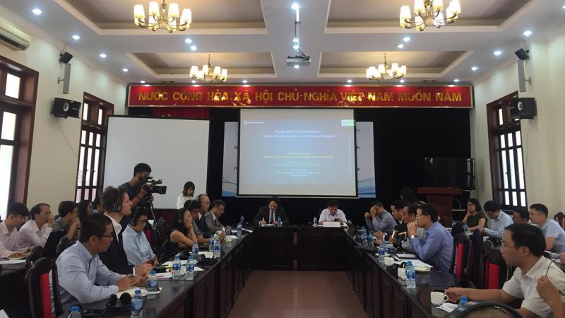 Hội thảo thúc đẩy đô thị hoá để thu hẹp khoảng cách phát triển: Vai trò của đô thị hoá trong thập kỷ tới do Viện Nghiên cứu Quản lý Kinh tế Trung ương (CIEM) tổ chức ngày 13/9 tại Hà Nội.