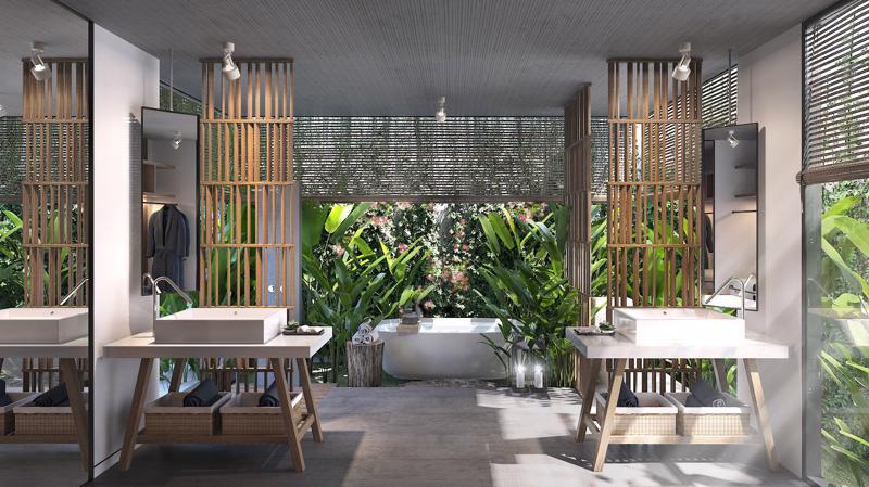 Wyndham Garden Phú Quốc giá chỉ từ 9 tỷ/căn, tọa lạc tại vị trí đắc địa Bãi Trường.
