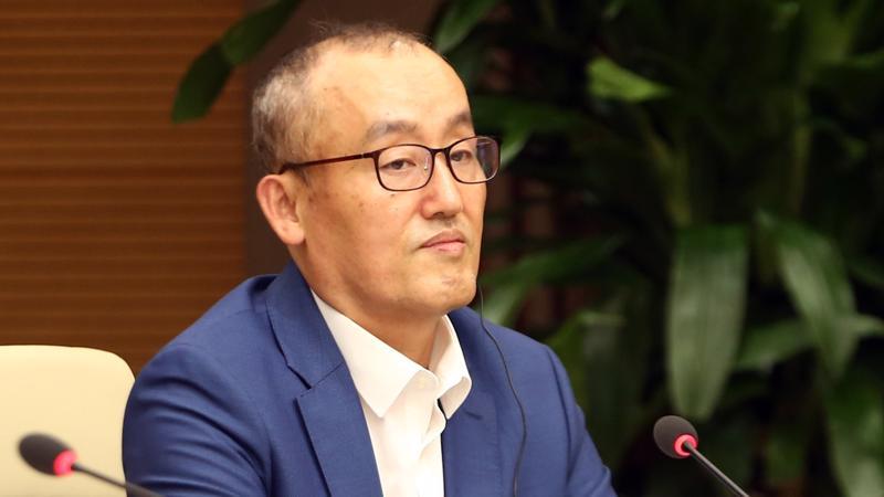 Ông Kidong Park, Trưởng Đại diện WHO tại Việt Nam - Ảnh: VGP