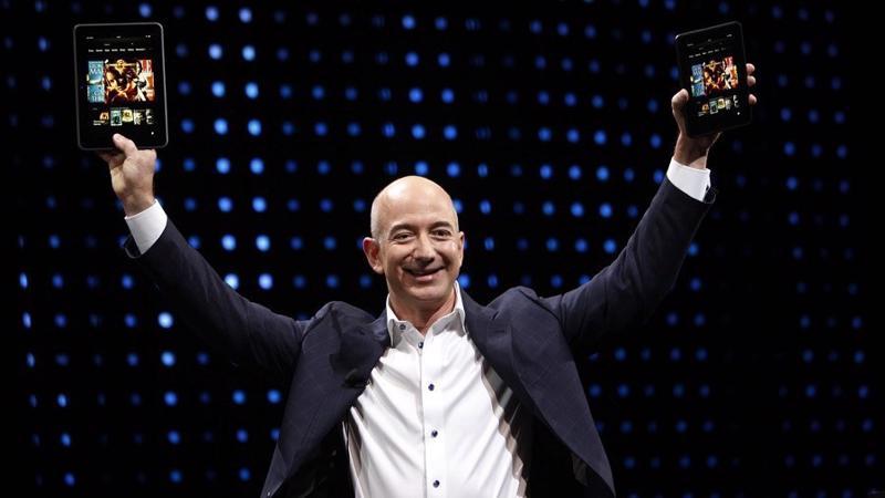 Jeff Bezos - Ảnh: Getty Images.