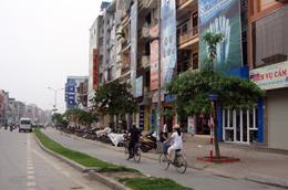 Quy hoạch các tuyến phố Hà Nội hiện còn nhiều bất cập.