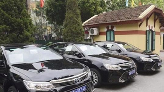 Bộ Xây dựng xin hai xe sang từ HUD về đón khách nước ngoài - Ảnh minh hoạ.
