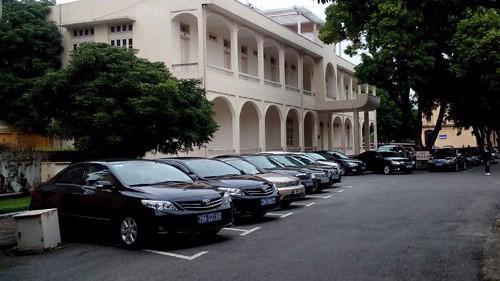 Chính phủ khuyến khích các cơ quan, tổ chức, đơn vị áp dụng cơ chế khoán kinh phí sử dụng xe ôtô hoặc thuê xe ôtô để phục vụ công tác