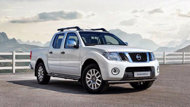 Thu hồi hàng loạt xe xe Nissan Navara LE.