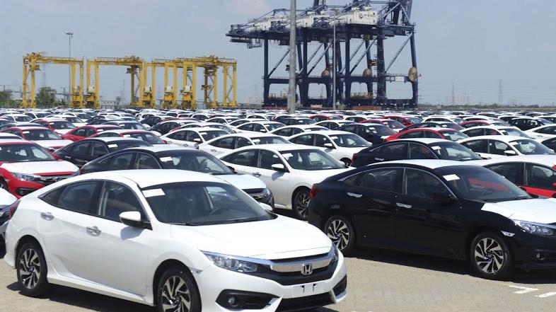 Thị trường ôtô tiếp tục đà tăng trưởng trong những tháng cuối năm