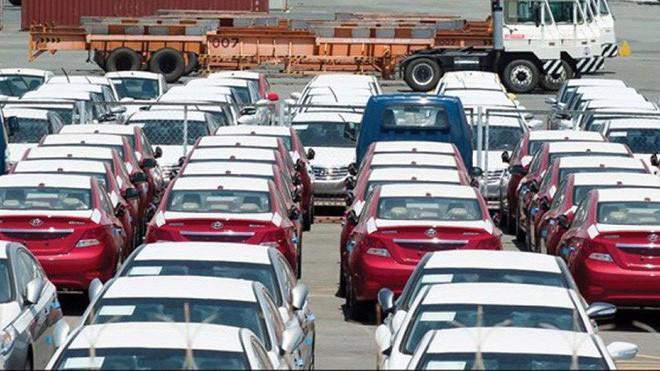 Lũy kế từ đầu năm tới nay đã có hơn 32.000 xe ôtô được nhập khẩu về Việt Nam.