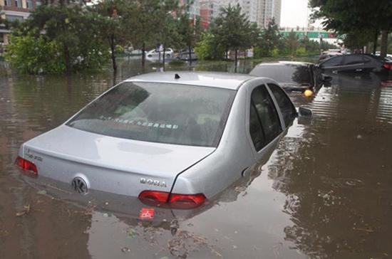 Phải làm sao để tránh mua nhầm xe bị ngập nước - Ảnh minh họa.
