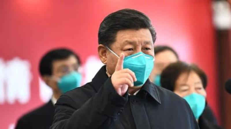 Chủ tịch Trung Quốc Tập Cận Bình - Ảnh: EPA
