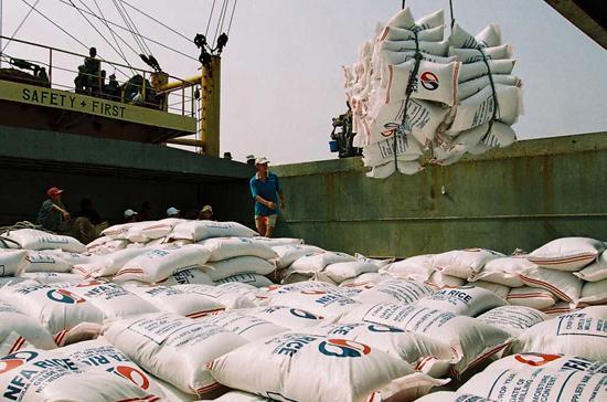 Gạo Việt Nam sẽ phải cạnh tranh với gạo giá rẻ từ Ấn Độ và Pakistan.