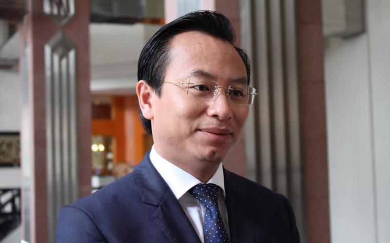 Bí thư Đà Nẵng Nguyễn Xuân Anh trao đổi với báo chí bên lề lễ công bố báo cáo kết quả xếp hạng PCI
