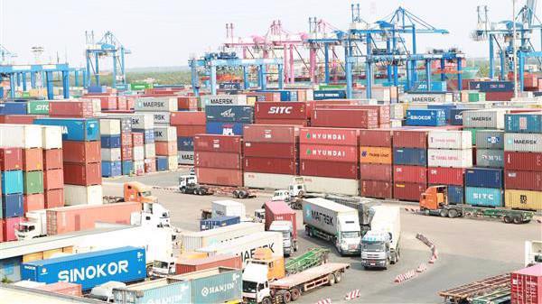 Kim ngạch xuất khẩu sang thị trường EU tăng cao là nhờ trị giá xuất khẩu của một số nhóm hàng như máy vi tính, sản phẩm điện tử, điện thoại.