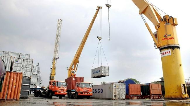 Cán cân thương mại hàng hóa của riêng tháng 11/2019 đạt thặng dư 1,45 tỷ USD.