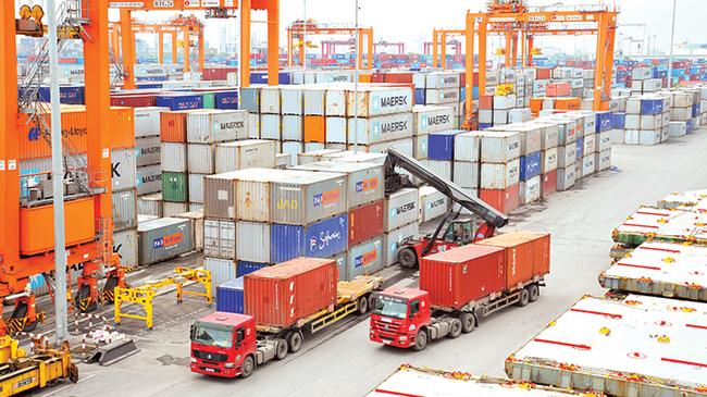 Cán cân thương mại hàng hóa của khối doanh nghiệp FDI trong 9 tháng năm 2018 đạt mức thặng dư 22,83 tỷ USD.