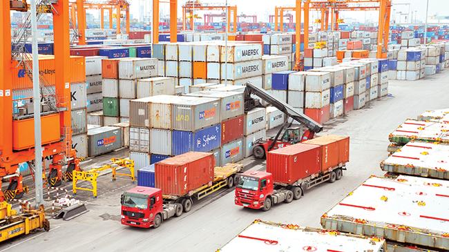 Tính từ đầu năm đến hết ngày 15/11/2019, tổng trị giá xuất khẩu của Việt Nam tăng 8% so với cùng kỳ năm 2018.